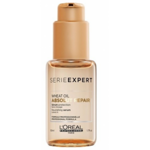 L'oreal Absolut Wheat Oil Serum 50ML