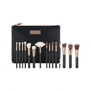 Vani-T 15 Piece Makeup Brush Collection