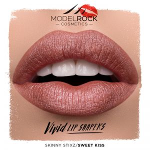 Model Rock VIVID LIP SHAPERS – *SWEET KISS* Skinny Stixz