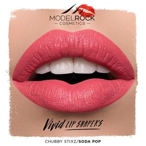 Model Rock VIVID LIP SHAPERS – *SODA POP* CHUBBY STYLE