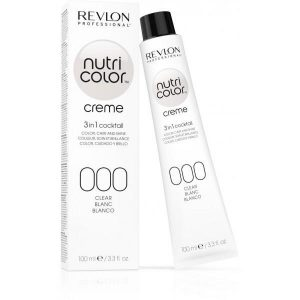 Revlon Nutri Color Creme 100 ml- 000- White
